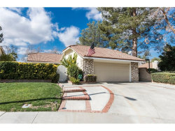 Photo of 26131 Alberto Court, Valencia, CA 91355 (MLS # SR18049044)