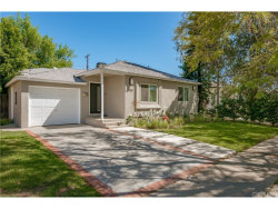 Photo of 17907 Martha Street, Encino, CA 91316 (MLS # SR18082856)
