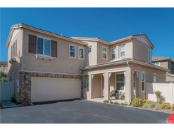 Photo of 26059 Redhawk Place, Newhall, CA 91350 (MLS # SR18085284)