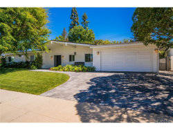 Photo of 23742 Kivik Street, Woodland Hills, CA 91367 (MLS # SR18089558)