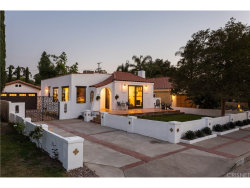 Photo of 11140 Hortense Street, Toluca Lake, CA 91602 (MLS # SR18158942)
