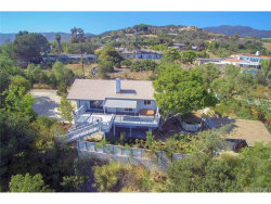 Photo of 1404 Twinridge Road, Santa Barbara, CA 93111 (MLS # SR18177145)