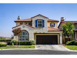 Photo of 25225 Favoloso Court, Stevenson Ranch, CA 91381 (MLS # SR18190784)