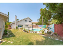 Photo of 14856 Garden Of Mums Place, Canyon Country, CA 91387 (MLS # SR18198236)