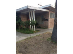 Photo of 14914 Sylvan Street, Van Nuys, CA 91411 (MLS # SR18198375)