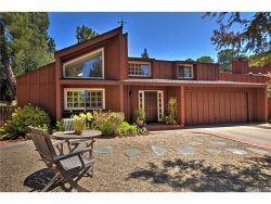 Photo of 4116 Pine Hollow Road, Calabasas, CA 91302 (MLS # SR18219805)