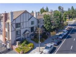 Photo of 18100 Burbank Boulevard , Unit 21, Tarzana, CA 91356 (MLS # SR18226461)