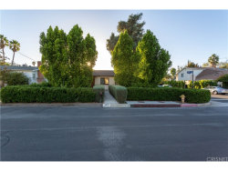 Photo of 5459 Sylvia Avenue, Tarzana, CA 91356 (MLS # SR18231319)