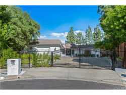 Photo of 18159 Medley Drive, Encino, CA 91316 (MLS # SR18267309)