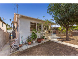 Photo of 3952 Drysdale Avenue, El Sereno, CA 90032 (MLS # SR18280012)