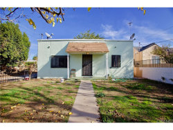 Photo of 11000 Herrick Avenue, Pacoima, CA 91331 (MLS # SR18291559)