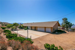 Photo of 2427 Mountain Springs Road, Acton, CA 93510 (MLS # SR19226330)