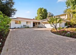 Photo of 4223 Meadow Lark Drive, Calabasas, CA 91302 (MLS # SR19238254)