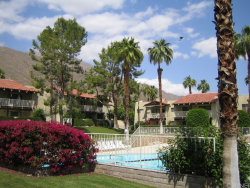 Photo of 2160 S Palm Canyon Drive, Unit 11, Palm Springs, CA 92264 (MLS # SR20013758)
