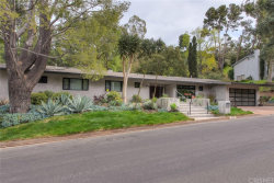 Photo of 3820 Ballina Canyon Road, Encino, CA 91436 (MLS # SR20052016)