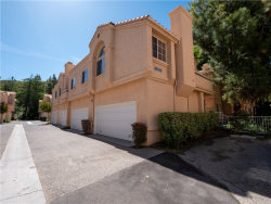 Photo of 18742 F Vista Del Canon, Unit F, Newhall, CA 91321 (MLS # SR20099677)
