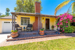 Photo of 5859 Vesper Avenue, Sherman Oaks, CA 91411 (MLS # SR20136273)