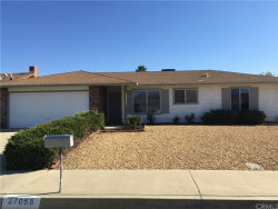 Photo of 27058 Flagler Street, Menifee, CA 92586 (MLS # SW16752745)