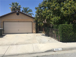 Photo of 543 Cypress Avenue, San Jacinto, CA 92583 (MLS # SW17106127)
