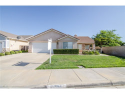 Photo of 31591 Fille Drive, French Valley, CA 92596 (MLS # SW17161072)
