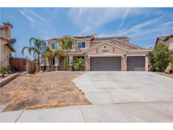 Photo of 28817 Golden Dawn Drive, Menifee, CA 92584 (MLS # SW17166998)
