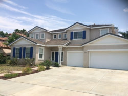 Photo of 26116 Shady Glen Street, Murrieta, CA 92563 (MLS # SW17168077)