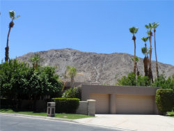 Photo of 46795 Mountain Cove Drive, Indian Wells, CA 92210 (MLS # SW17218181)