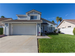 Photo of 28787 Bridge Water Lane, Menifee, CA 92584 (MLS # SW17239326)
