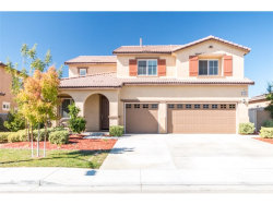 Photo of 31869 Rouge Lane, Menifee, CA 92584 (MLS # SW17239931)
