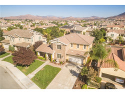 Photo of 35018 Barkwood Court, French Valley, CA 92596 (MLS # SW17246148)