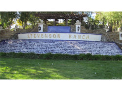 Photo of 25214 Steinbeck Avenue , Unit D, Stevenson Ranch, CA 91381 (MLS # SW17271830)