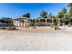 Photo of 32951 Rhinehart Street, Wildomar, CA 92595 (MLS # SW17274530)