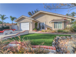 Photo of 30333 Cinnamon Teal Drive, Canyon Lake, CA 92587 (MLS # SW18014953)