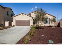 Photo of 26490 Milena Drive, Menifee, CA 92584 (MLS # SW18043764)