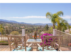 Photo of 39480 Avenida De La Bandolero, Temecula, CA 92592 (MLS # SW18061517)