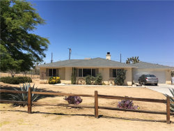 Photo of 7432 Aster Avenue, Yucca Valley, CA 92284 (MLS # SW18120148)