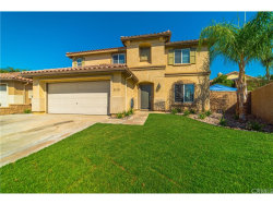 Photo of 25338 Mountain Springs Street, Menifee, CA 92584 (MLS # SW18142883)
