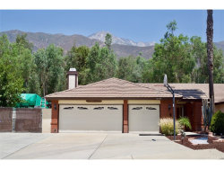 Photo of 10098 Iron Mountain, Alta Loma, CA 91737 (MLS # SW18159120)