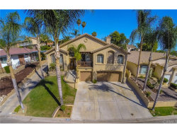 Photo of 29762 Yellow Gold Drive, Canyon Lake, CA 92587 (MLS # SW18162647)