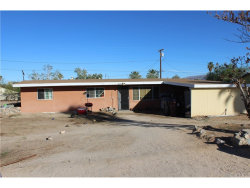 Photo of 6051 Chia Avenue, 29 Palms, CA 92277 (MLS # SW18255732)