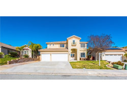 Photo of 25086 Painted Canyon Court, Menifee, CA 92584 (MLS # SW19030435)