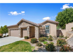 Photo of 29277 Feather Hill Drive, Menifee, CA 92584 (MLS # SW19061020)