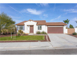 Photo of 31924 Whitfield Street, Menifee, CA 92584 (MLS # SW19086380)