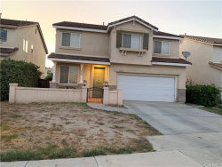 Photo of 1252 Dolphin Drive, Perris, CA 92571 (MLS # SW19254008)