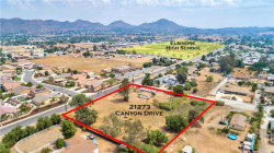 Photo of 21273 Canyon Drive, Wildomar, CA 92595 (MLS # SW20061910)