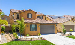 Photo of 36460 Chervil Way, Lake Elsinore, CA 92532 (MLS # SW20124941)