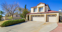 Photo of 26026 Pinzon Court, Moreno Valley, CA 92555 (MLS # TR16024011)