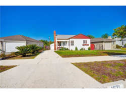 Photo of 1621 Cabrillo Avenue, Alhambra, CA 91803 (MLS # TR17233065)