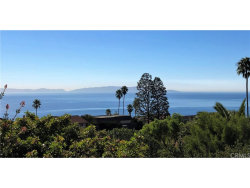 Photo of 6862 Vallon Drive, Rancho Palos Verdes, CA 90275 (MLS # TR17270815)