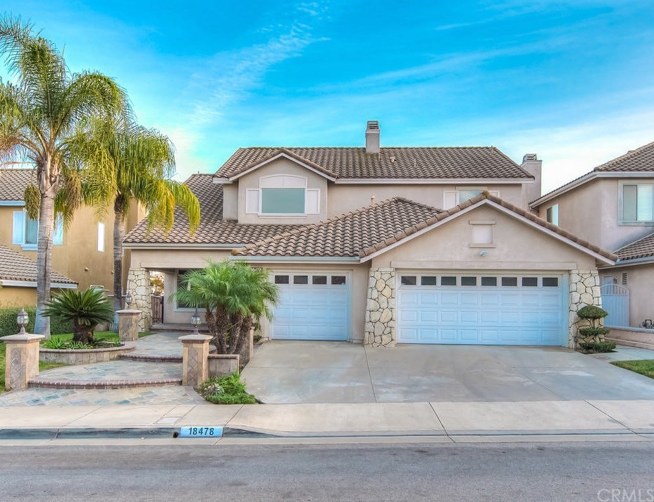 Photo for 18478 Stonegate Lane, Rowland Heights, CA 91748 (MLS # TR17279494)